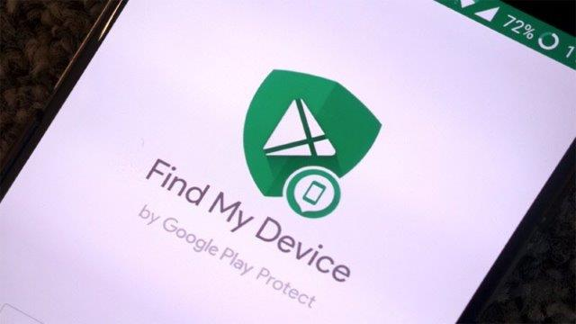 find my phone - tìm thiết bị android