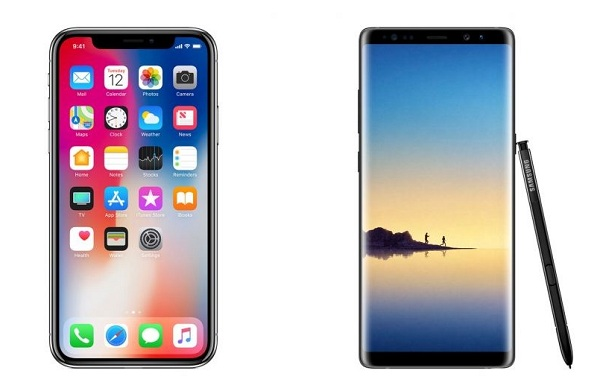 iPhone-Samsung