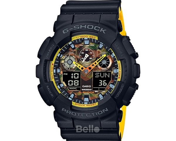 Casio Nam G-Shock GA-100BY-1ADR