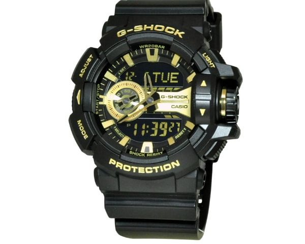 Casio Nam G-Shock GA-400GB-1A9DR