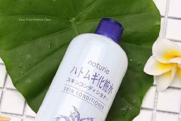 Naturie Hatomugi Skin Conditioner với chiết suất hạt ý dĩ