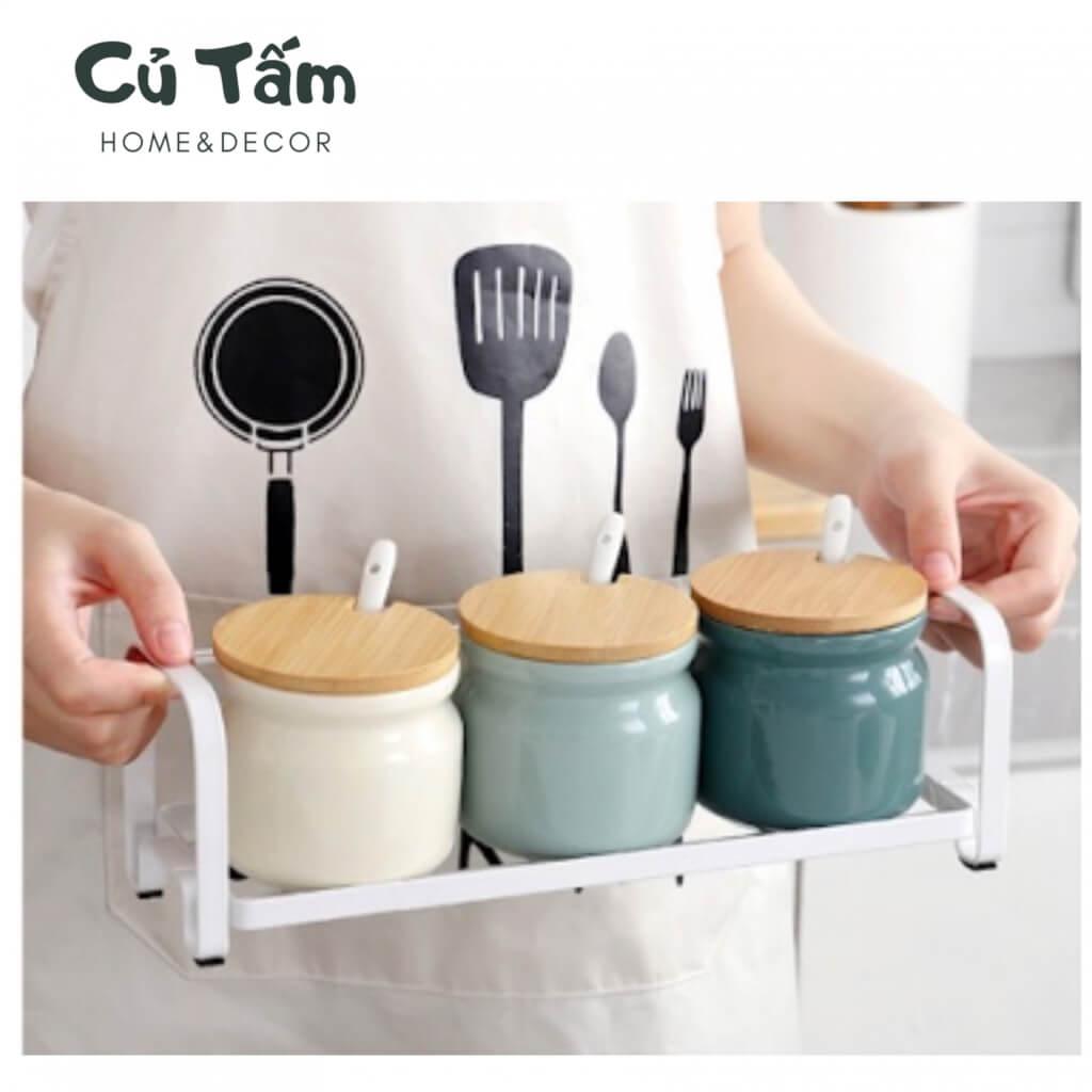 Phụ kiện dụng cụ nhà bếp mang hướng truyền thống(https://cutamdecor.com/)