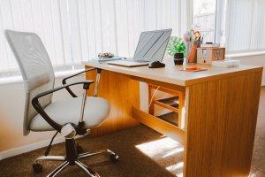 bàn làm việc tại nhà đẹp: trang trí góc làm việc